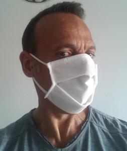 Masque de protection lavable 60° en 8 jours chez vous - Devis sur Techni-Contact.com - 3