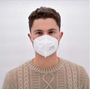 Masque de protection respiratoire FFP2 - Devis sur Techni-Contact.com - 1