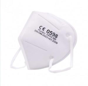 Masque de protection respiratoire FFP2 - Devis sur Techni-Contact.com - 2