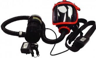 Masque de sécurité à ventilation assistée - Devis sur Techni-Contact.com - 1