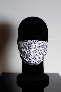 Masque catégorie 1 (blanc ou noir) DGA AFNOR lavable à 60° - Devis sur Techni-Contact.com - 5