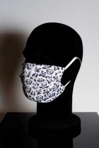 Masque catégorie 1 (blanc ou noir) DGA AFNOR lavable à 60° - Devis sur Techni-Contact.com - 6