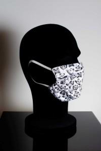 Masque catégorie 1 (blanc ou noir) DGA AFNOR lavable à 60° - Devis sur Techni-Contact.com - 7