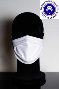Masque DGA catégorie 1 personnalisé lavable à 60° - Devis sur Techni-Contact.com - 7