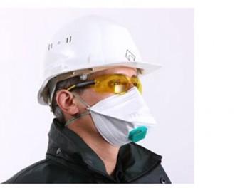 Masque FFP1D avec et sans soupape - Devis sur Techni-Contact.com - 1