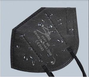 Masque FFP2  noir - Devis sur Techni-Contact.com - 5
