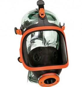 Masque respiratoire panoramique en caoutchouc - Devis sur Techni-Contact.com - 1