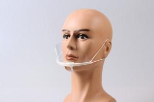 Masque visière anti-projections transparent - Devis sur Techni-Contact.com - 1
