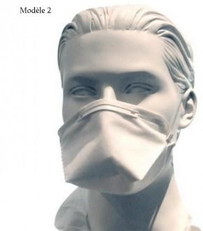 Masques de protection jetables - Devis sur Techni-Contact.com - 2