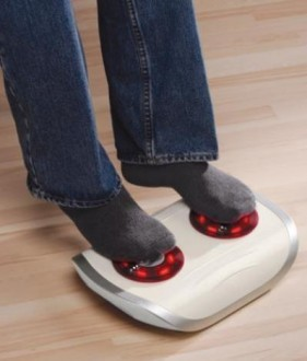Masseur chauffant pour pieds - Devis sur Techni-Contact.com - 2