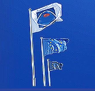 Mât pour drapeau - Devis sur Techni-Contact.com - 2
