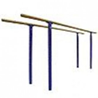 Materiel de musculation Body Barres parallèles - Devis sur Techni-Contact.com - 1