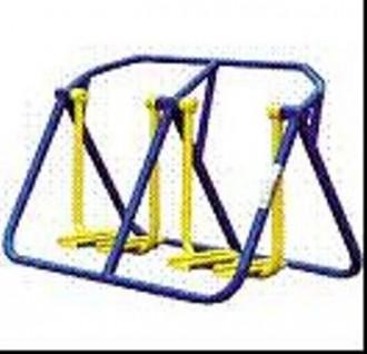 Materiel de musculation Body Marcheur double - Devis sur Techni-Contact.com - 1