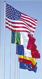 Mats et drapeaux internationaux - Devis sur Techni-Contact.com - 1