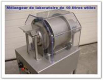 Mélangeur de laboratoire - Devis sur Techni-Contact.com - 1
