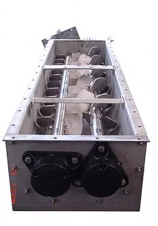 Mélangeur industriel à palettes - Devis sur Techni-Contact.com - 1