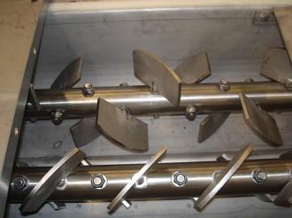 Mélangeur industriel à palettes - Devis sur Techni-Contact.com - 4