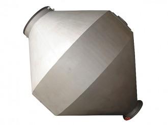 Mélangeur industriel biconique - Devis sur Techni-Contact.com - 1