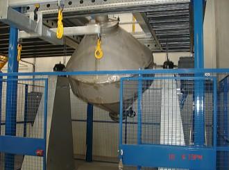 Mélangeur industriel biconique - Devis sur Techni-Contact.com - 2
