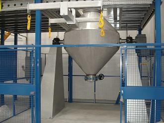 Mélangeur industriel biconique - Devis sur Techni-Contact.com - 3