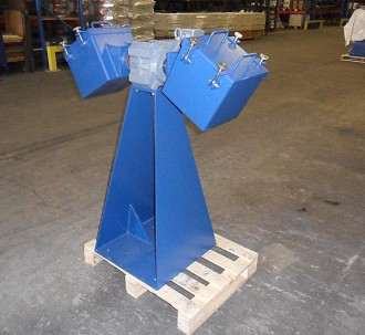 Mélangeur industriel cubique - Devis sur Techni-Contact.com - 3