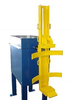 Mélangeur industriel de fûts - Devis sur Techni-Contact.com - 4