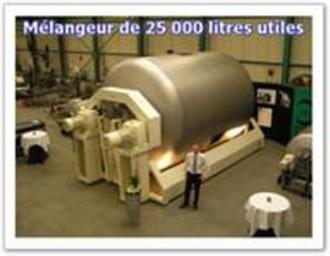 Mélangeur industriel pharmaceutique - Devis sur Techni-Contact.com - 1