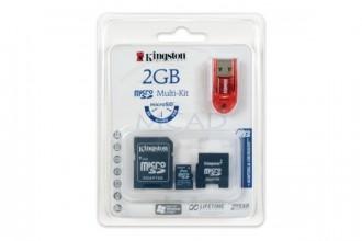 Mémoire secure digital avec 3 adaptateurs - Devis sur Techni-Contact.com - 1