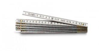 Mesure pliante en aluminium - Devis sur Techni-Contact.com - 1