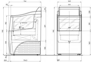 Meuble bac ouvert pour produits frais - Devis sur Techni-Contact.com - 2
