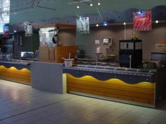 Meuble bain marie libre service 3 à 6 bacs - Devis sur Techni-Contact.com - 1