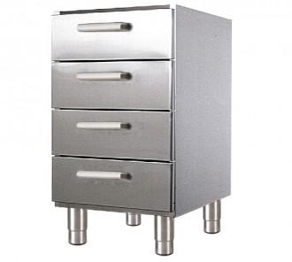 Meuble bas 4 tiroirs - Devis sur Techni-Contact.com - 1