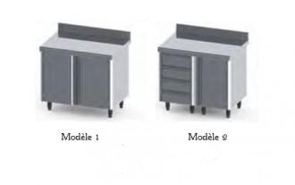 Meuble bas de cuisine avec dessus - Devis sur Techni-Contact.com - 1