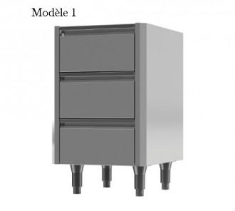 Meuble bas de cuisine sans dessus - Devis sur Techni-Contact.com - 1