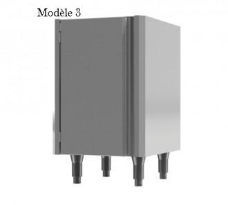 Meuble bas de cuisine sans dessus - Devis sur Techni-Contact.com - 3