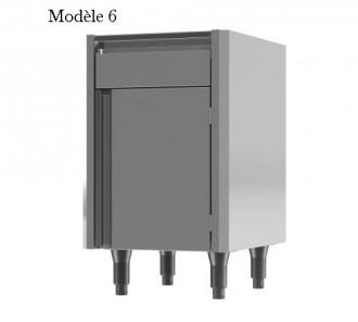 Meuble bas de cuisine sans dessus - Devis sur Techni-Contact.com - 6