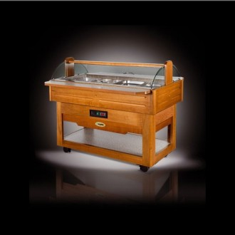 Meuble buffet froid sur roulettes - Devis sur Techni-Contact.com - 1