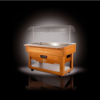 Meuble buffet froid sur roulettes - Devis sur Techni-Contact.com - 2