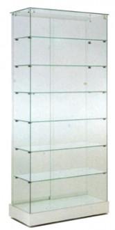Meuble d'exposition en verre - Devis sur Techni-Contact.com - 1