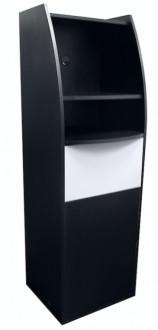 Meuble de poubelle en bois pour snack - Devis sur Techni-Contact.com - 5