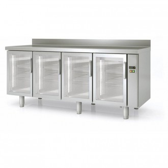Meuble frigorifique inox - Devis sur Techni-Contact.com - 3