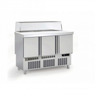 Meuble froid saladette - Devis sur Techni-Contact.com - 2