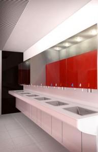 Meuble miroir avec robinet électronique - Devis sur Techni-Contact.com - 3
