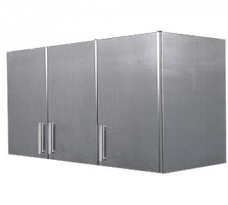 Meuble mural 3 portes inox - Devis sur Techni-Contact.com - 1