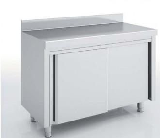 Meuble neutre avec portes coulissantes - Devis sur Techni-Contact.com - 1