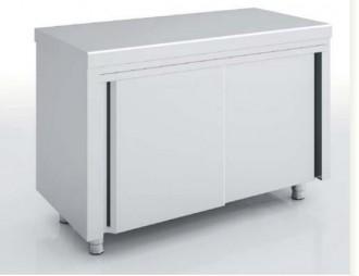 Meuble neutre avec portes coulissantes - Devis sur Techni-Contact.com - 2