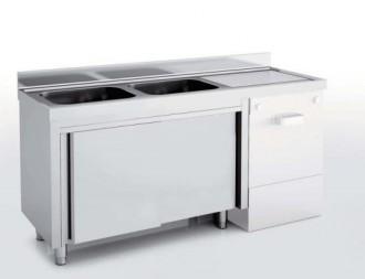 Meuble plonge lave-vaisselle - Devis sur Techni-Contact.com - 1