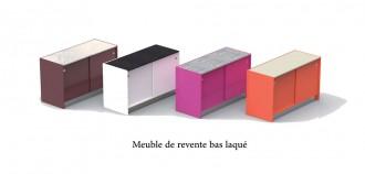 Meuble présentoir bas pour pain - Devis sur Techni-Contact.com - 2