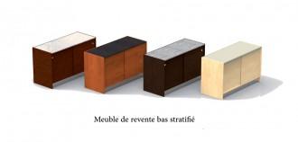Meuble présentoir bas pour pain - Devis sur Techni-Contact.com - 3