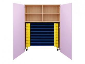 Meuble range couchettes - Devis sur Techni-Contact.com - 1